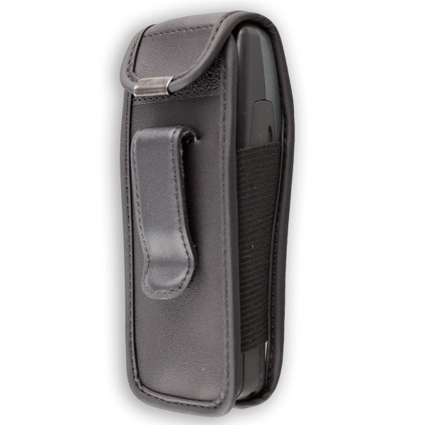 caseroxx Ledertasche mit Gürtelclip für Nokia 3210 aus Echtleder, Handyhülle für Gürtel (mit Sichtfe