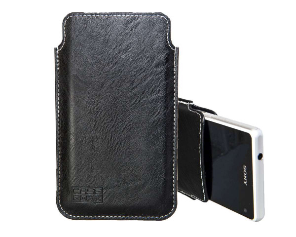 Tasche Business-Line Etui Sony Xperia Z1 Compact