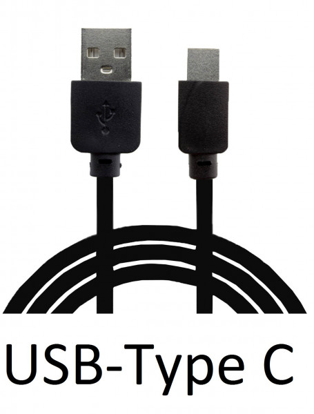 caseroxx Datenkabel Typ-C-USB