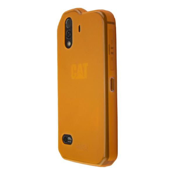 TPU-Hülle CAT S61 orange